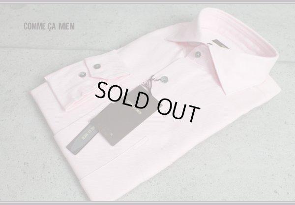 画像1: コムサメン スリムモデル長袖ドレスシャツ/ビジネス/レギュラー/COMME CA MEN