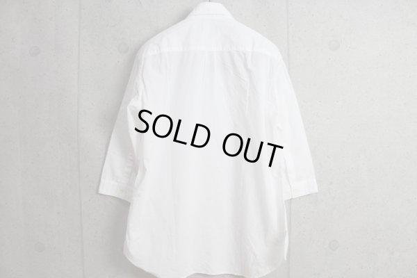 画像3: PPFMペイトンプレイス上質インド綿刺繍七分袖シャツ