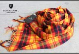 ブラックレーベル クレストブリッジ日本製カシミヤ混 羊毛マフラー/カシミア/BLACK LABEL CRESTBRIDGE