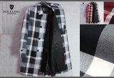 ブラックレーベル クレストブリッジ チェック ボンディング ステンカラー トレンチコート/BLACK LABEL CRESTBRIDGE