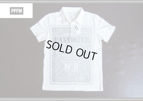 画像1:  PPFMの人気のインプリントポロシャツ