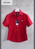 画像1: コムサコミューンの高機能COOLMAXポロシャツ (1)