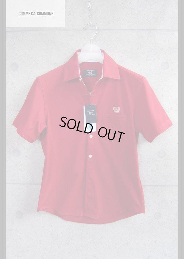 画像1: コムサコミューンの高機能COOLMAXポロシャツ