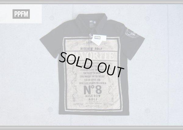 画像2:  PPFMの人気のインプリントポロシャツ