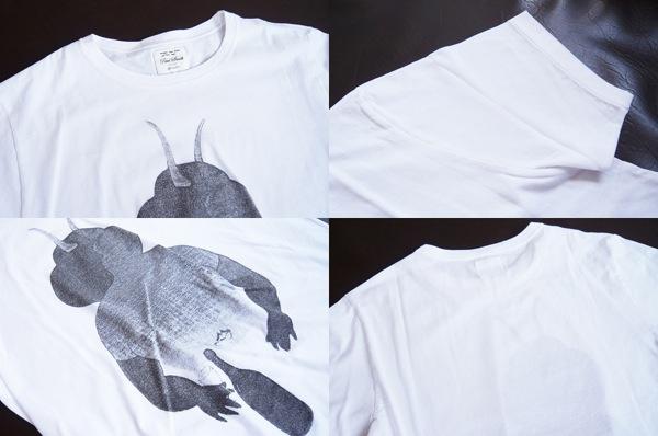 画像2: ポールスミスレッドイヤーRED EARデビルTシャツ