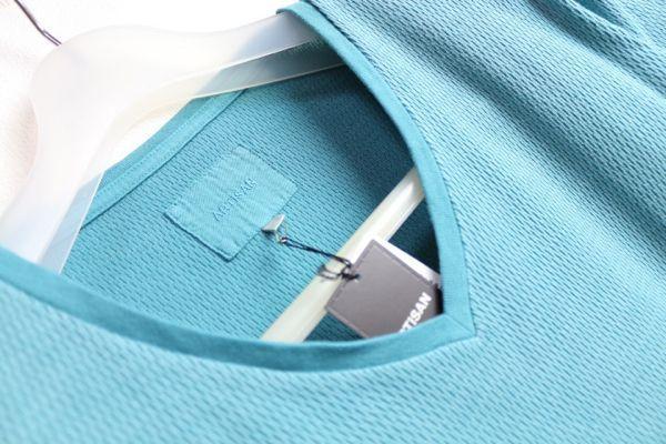 画像4: アルチザンの上質Vネック長袖カットソー