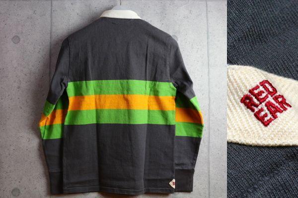 画像3: ポールスミス レッドイヤーREDEAR長袖ラガーシャツ