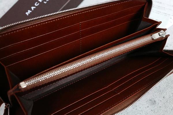 画像2: MACKINTOSH LONDON日本製ラウンドジップ長財布/マッキントッシュ ロンドン