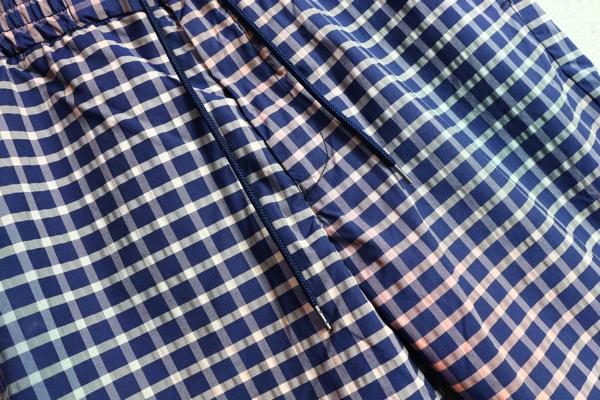 画像2: ポールスミス 春夏 しじら織り シアサッカー ハーフ パンツ/PS Paul smith/ショートパンツ