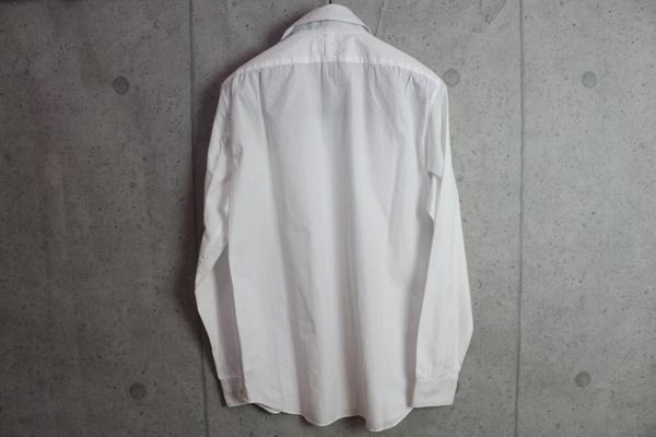 画像3: コムサメン 日本製コットンブロード クレリック 長袖シャツ/COMME CA MEN