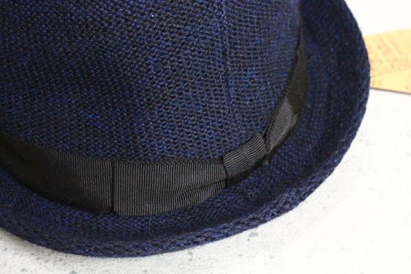 画像2: コムサメン秋冬 日本製 ウール ニット 中折れハット/COMME CA MEN