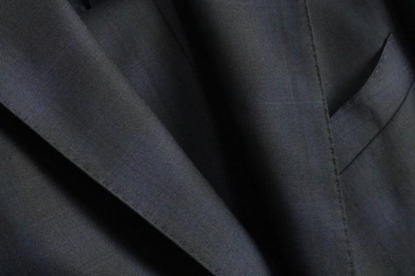 画像2: コムサメン 秋冬 総裏仕立て 控えめ大人タータンチェック チェルッティ イルプリンチペ スーツ/CERRUTI/il principe/ /ジャケット/スラックス