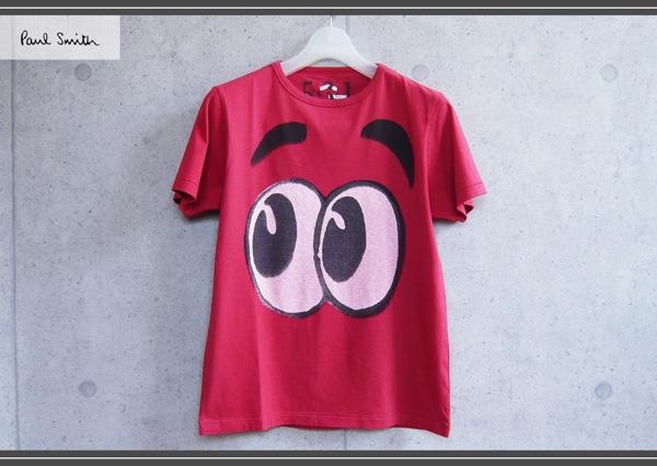画像1: ポールスミス531コレクションプリントTシャツ